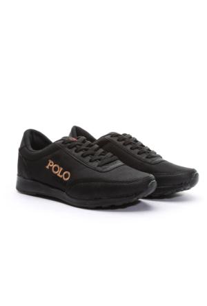 B.F.G Polo Style Spor Ayakkabı Siyah