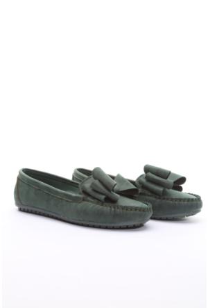 Limited Edition Bayan Babet Yeşil