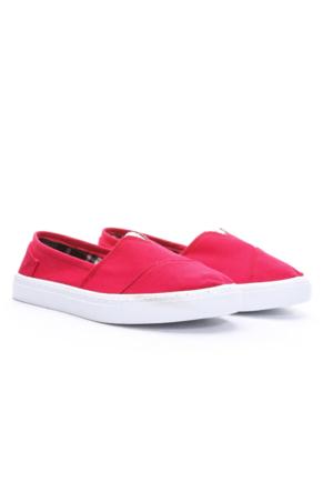 Limited Edition Bayan Hakiki Deri Ayakkabı Fuşya