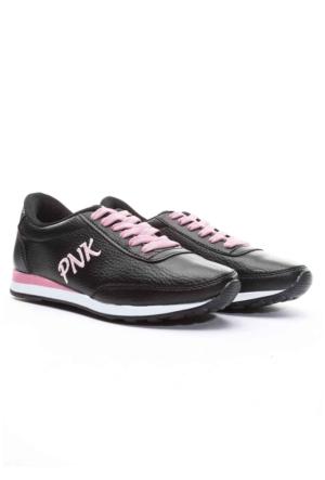 PNK Bayan Spor Ayakkabı Antrasit