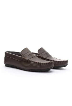 Sdt Erkek Ayakkabı Kahverengi