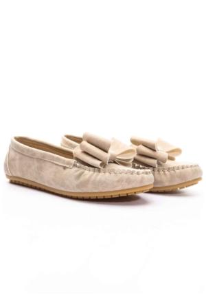 Shoes&Moda Bayan Babet Kum