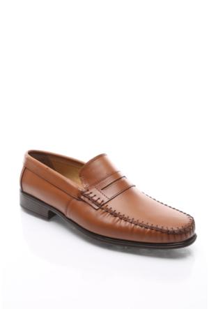 Shoes&Moda Hakiki Deri Ayakkabı Taba