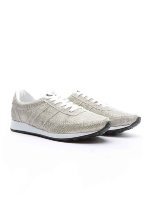 Trione Bayan Spor Ayakkabı Altın