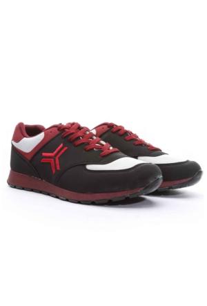 Trione Erkek Spor Ayakkabı Antrasit