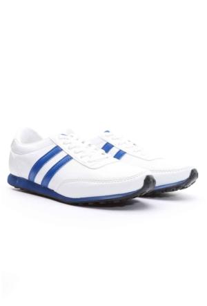 Trione Erkek Spor Ayakkabı Ekru