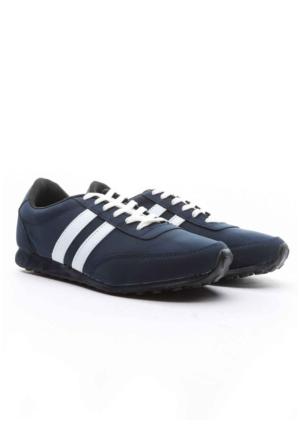 Trione Erkek Spor Ayakkabı Lacivert