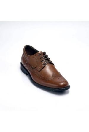 King Paolo A1271 Erkek Deri Günlük Ayakkabı