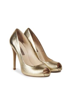 Desa Eva Kadın Abiye Ayakkabı Altın