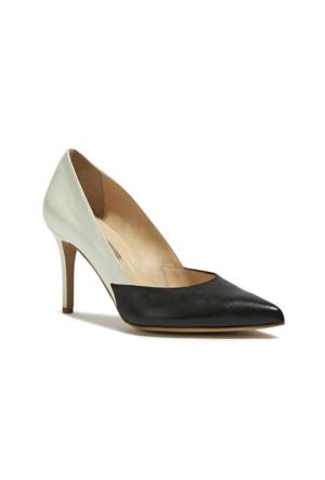 Desa Desire Kadın Klasik Ayakkabı Siyah Beyaz