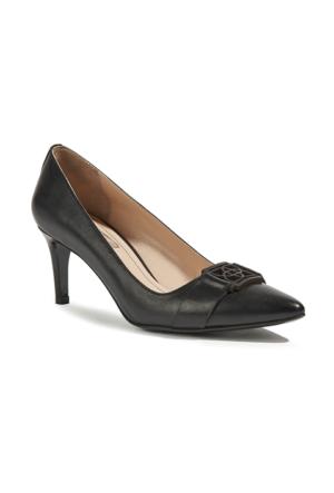 Desa Charlotte Kadın Klasik Ayakkabı Siyah