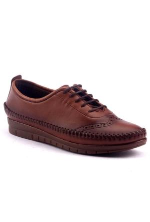 Full Comfort Y-701 Günlük Deri Bayan Ayakkabı