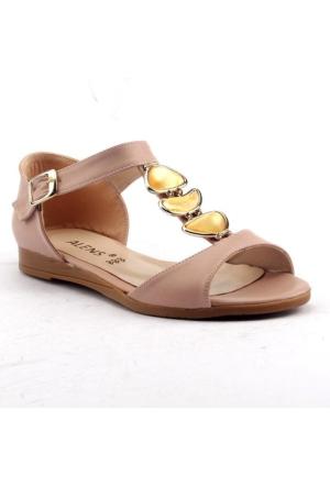 Alens Günlük Bayan Yazlık Sandalet Ayakkabı