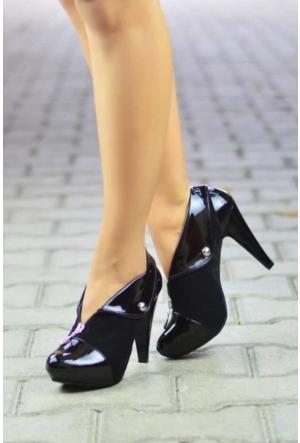 Peri Kızı Tilda Topuklu Ayakkabı - Siyah