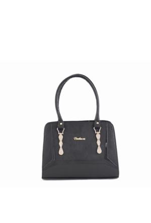 Fashion 2640 Kadın Omuz Çantası Siyah