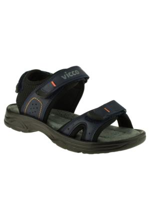 Vicco 859.Z.207 Lacivert Çocuk Sandalet