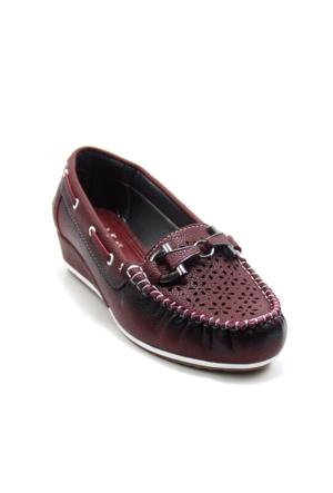 Osaka 4580 Kadın Topuklu Babet Ayakkabı