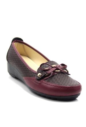 Wanetti 1505 Kadın Hasır Ayakkabı