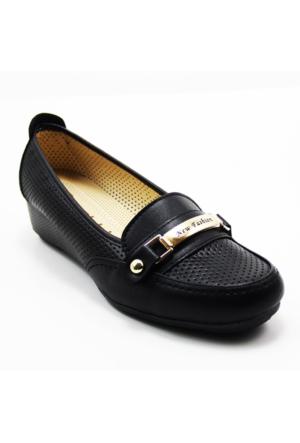 Wanetti 1123 Kadın Feta Zımbalı Fashion Ayakkabı