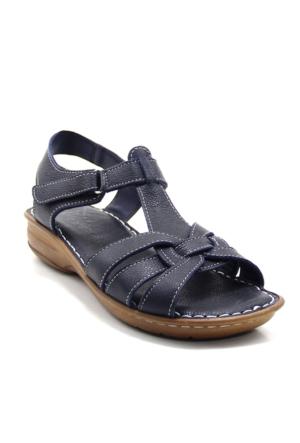Noble 201 Kadın Deri Sandalet