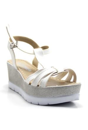 Ayakdaş 1020 Kadın Feta Sandalet