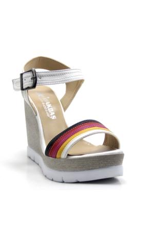 Ayakdaş 1032 Kadın Feta Sandalet