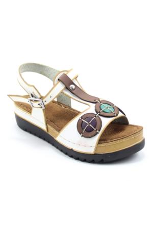 Inox 1729 Kadın Sandalet