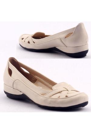 Ayakdaş 223 Anatomic Günlük Yürüyüş Bayan Babet Ayakkabı