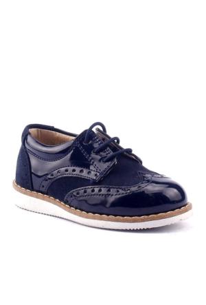 Sarıkaya 3070 Eva Taban Sünnetlik Erkek Çocuğu Rugan Ayakkabı