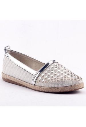 Caprito Y-6956 Ortopedik Burun Taşlı Kadın Ayakkabı
