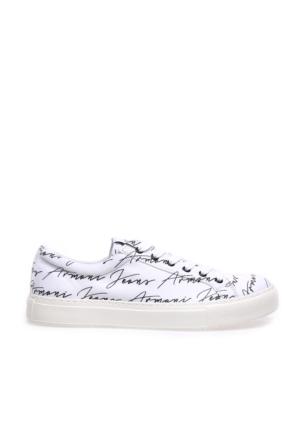 Armani Jeans Erkek Ayakkabı 9350637P404