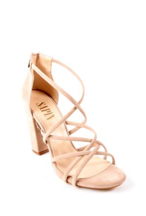 Sapin 25557 Kadın Topuklu Ayakkabı