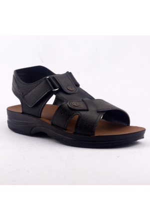 Gezer 9600 Günlük Cırtlı Hafif Rahat Taban Erkek Sandalet
