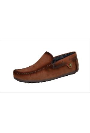 Deparshoes Rok Süet Erkek Ayakkabı