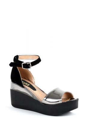 Sapin 35732 Kadın Sandalet Siyah