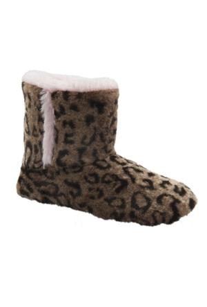 Twigy Tw Leopard Kadın Desenli Ev Botu
