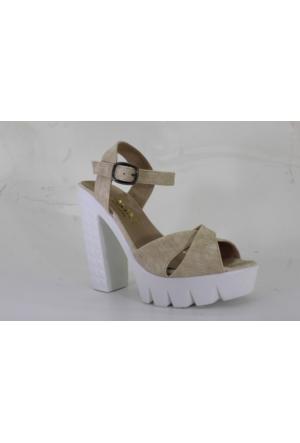 Despina Vandi Frmt F1080 Günlük Kadın Sandalet