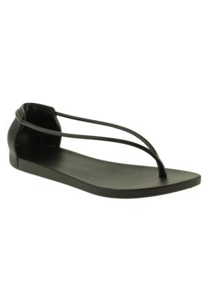 Twigy Ipanema K0380 Philippe Starck Siyah Kadın Sandalet