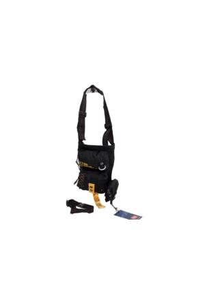 Ççs 30807-S Siyah Bacak Bel Çantası, Body Bag