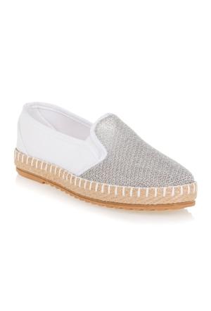 Ayakkabı - Zirh gumus - Zenneshoes