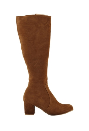 Çizme - Taba - Fox Shoes