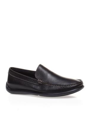 Frau 14N4 Brio Erkek Ayakkabı Siyah