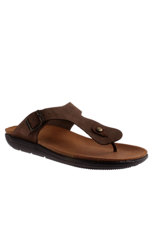 E5 Frau 18 Erkek Ayakkabı Kahverengi