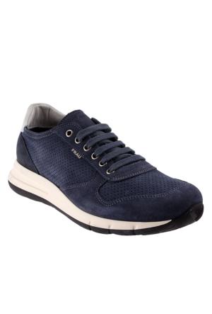 Frau Sughero 23 A2 Amalfi Erkek Ayakkabı Lacivert