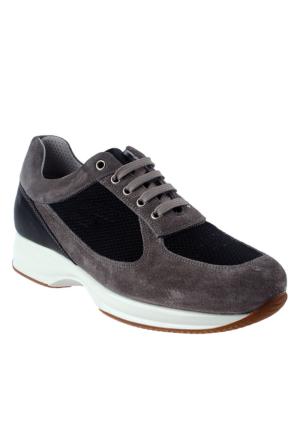 Frau Roccia 24 E4 Tecno Erkek Ayakkabı Gri