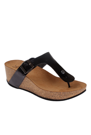 Frau Vacchetta S 59N1 Kadın Ayakkabı Siyah