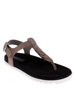 Frau Camoscio 91C1 Kadın Ayakkabı Kahverengi