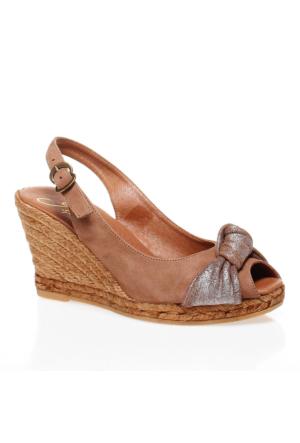 iris Date Gaimo Kadın Ayakkabı Camel