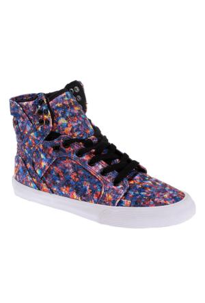 Supra Women Skytop Sw18033 Kadın Ayakkabı Pastel - Whıte