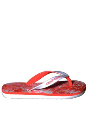 Roberto Cavalli Bianco/St Maxi Flo Cn41261A Kadın Ayakkabı Bıanco